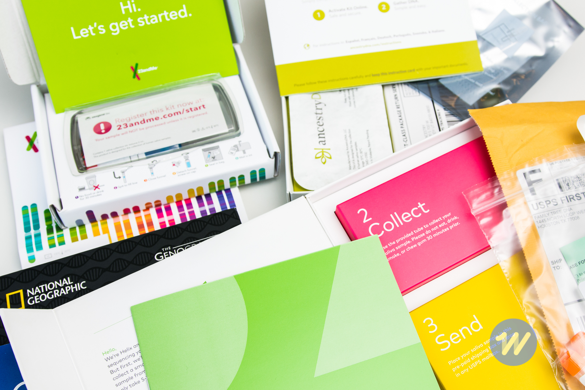 The best dna ancestry test caroline enoswirecutter 1betcityfo Images