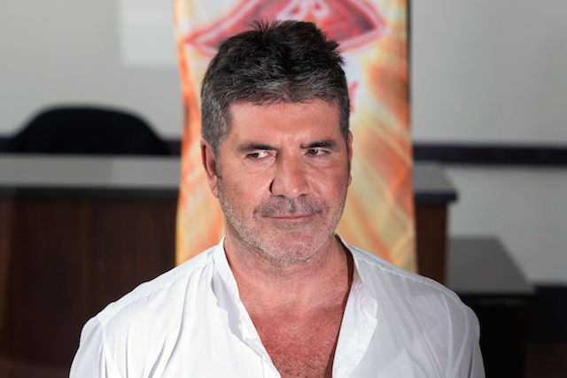"File photo dated 20/06/17 of Simon Cowell, who has said the tumble down stairs which forced him to miss this weekend's X Factor was a ""huge shock"", with the TV judge now vowing to take better care of himself."