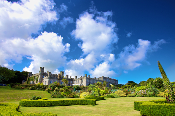 win a break for two at Tregenna Castle