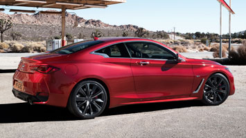 Infiniti Q Coupe Debuts With Hp V Autoblog - 2017 sports coupe