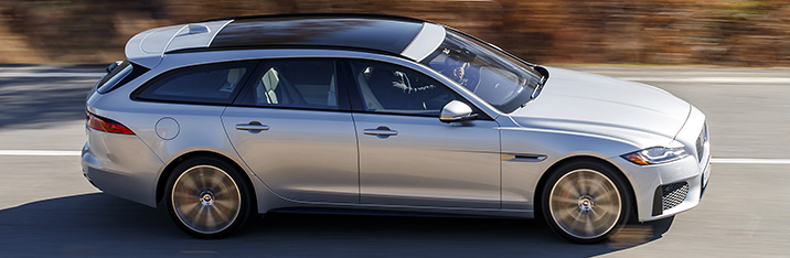 2018 Jaguar Xf S Sportbrake Review Who Needs A Crossover With A