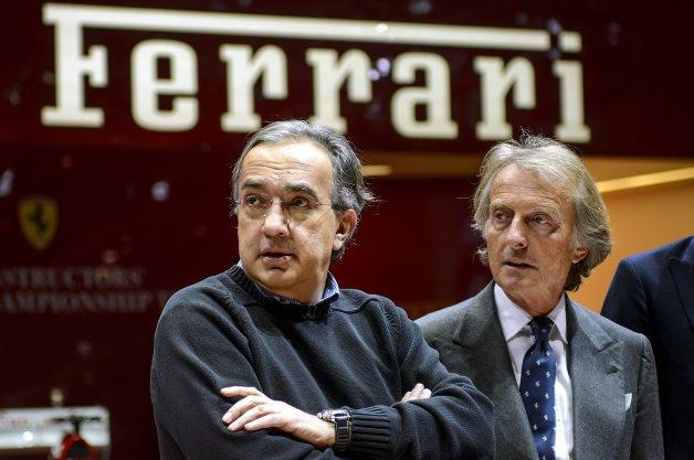 フェラーリのモンテゼーモロ会長が、フィアットのマルキオンネ氏との対立で辞任へ