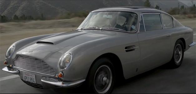 本物そっくり! 67年式アストン・マーティン「DB6」をボンドカーに改造