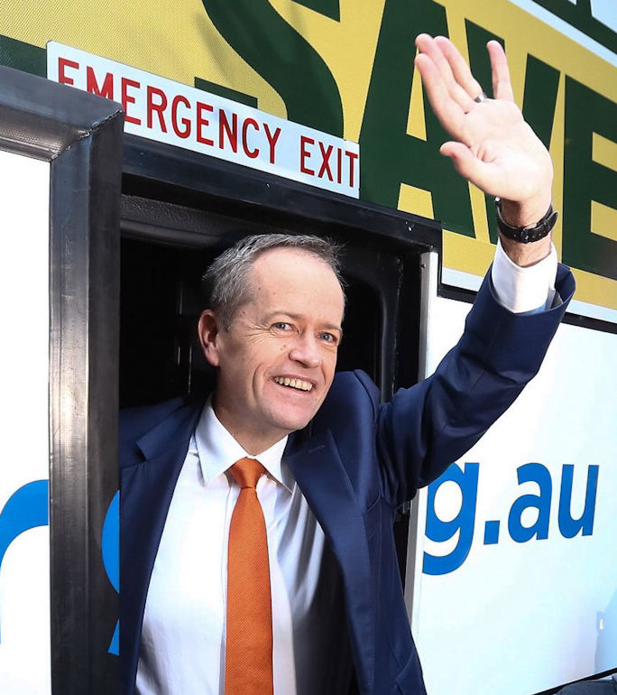 During the election campaign, Opposition Leader Bill Shorten agreed to cuts to a research and development...