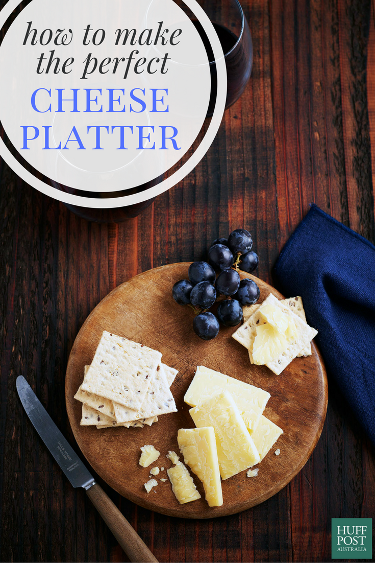 How To Make The Cheese Platter Of Your