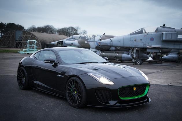 ル・マン24時間レース参戦で知られる英国のリスターが、ジャガー「Fタイプ」をベースとする666馬力の「サンダー」を発表!