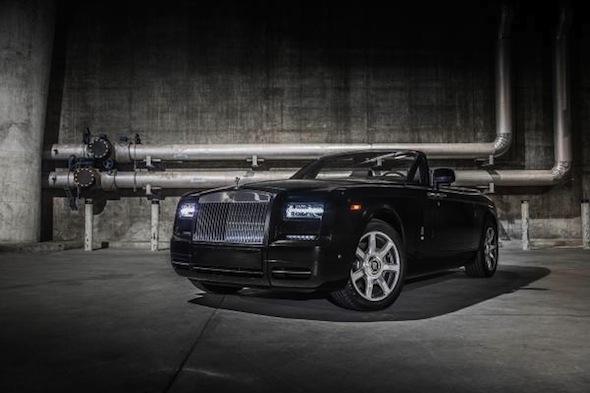 Rolls-Royce Phantom Drophead Nighthawk