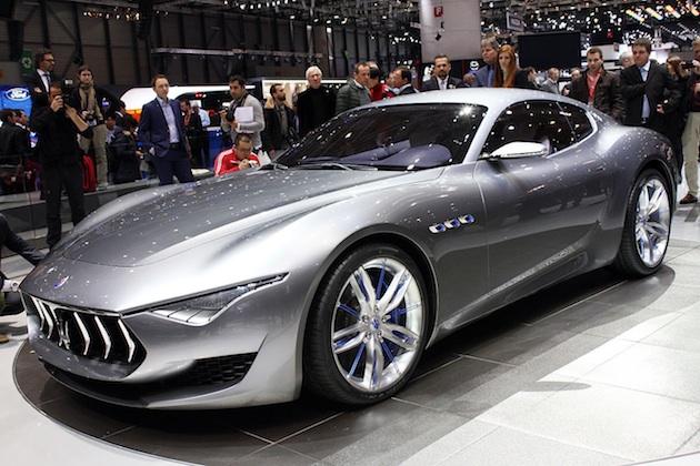 「マセラティは全モデルを電動化する」FCAのマルキオンネCEOが発言