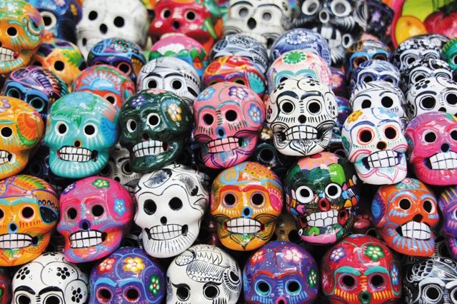 Spectre Locations Where To Celebrate The Day Of Dead In Mexico