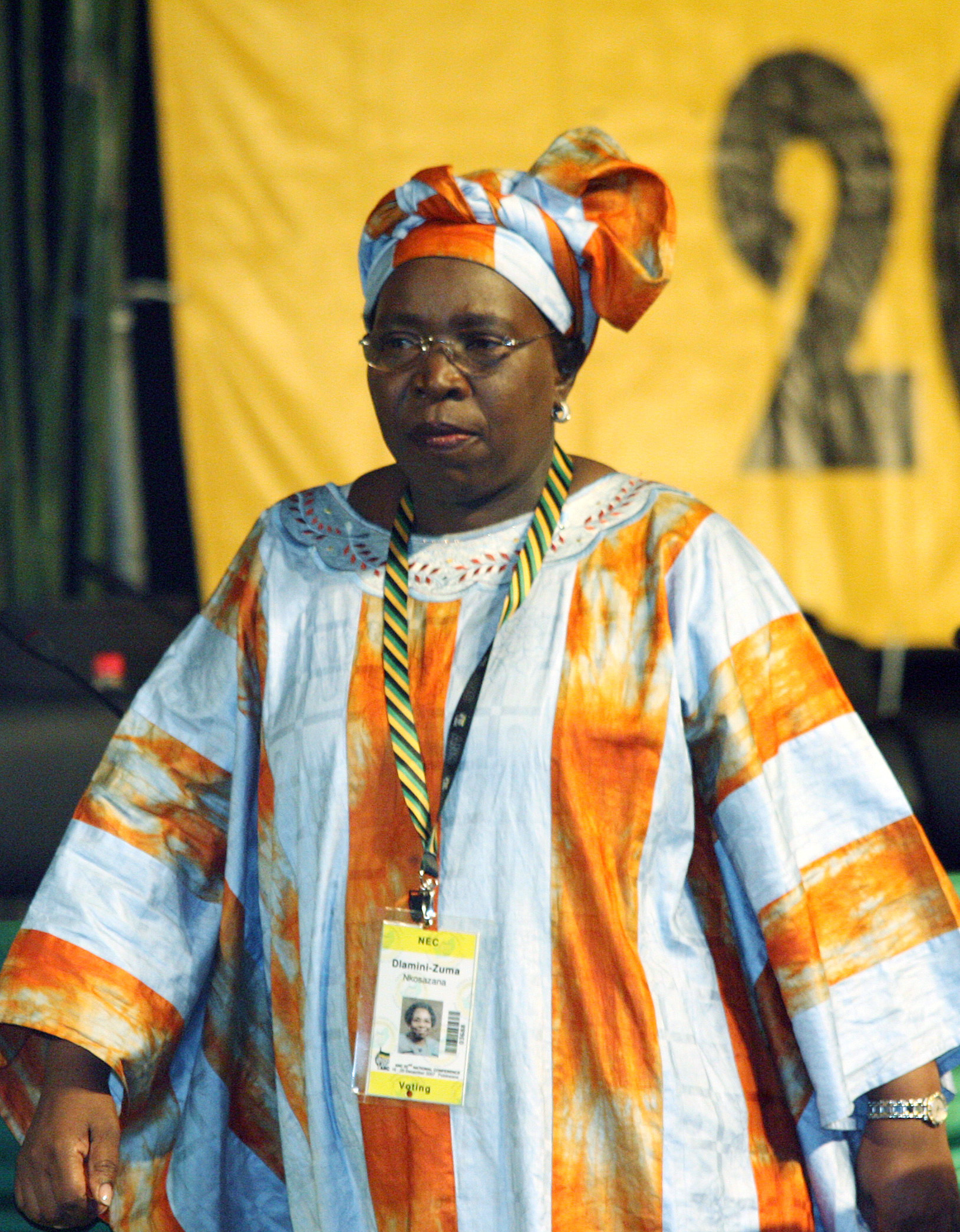 Nkosazana Dlamini-Zuma, who is on the verge of becoming the party's leader, was minister of foreign affairs...