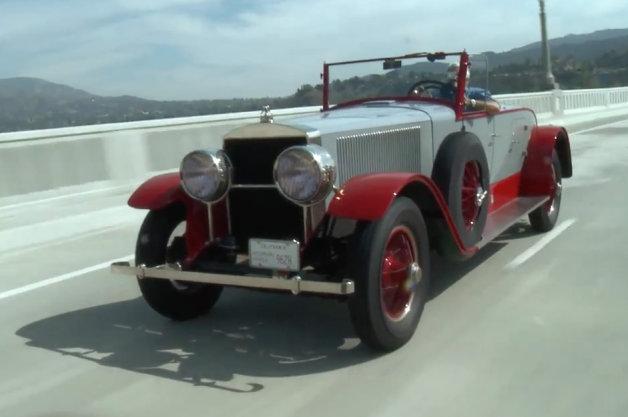 【ビデオ】「ヴェイロン」よりもトルクがある! 蒸気自動車、1925年製ドーブル「E-20」
