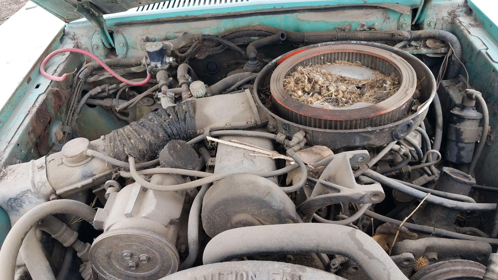 Junkyard Gem: 1977 Mercury Bobcat | Autoblog