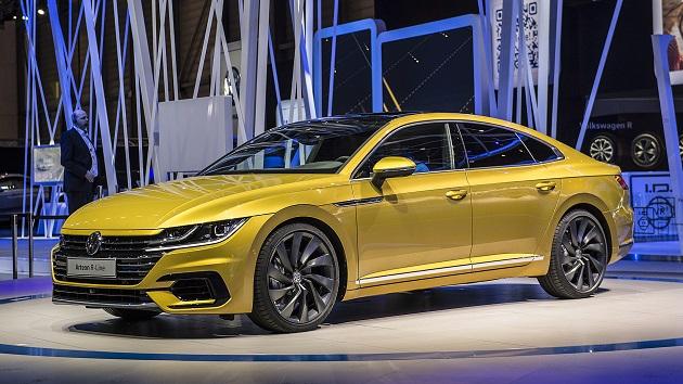 フォルクスワーゲン、高級モデルの新型「Arteon」でBMWやメルセデス・ベンツの顧客層の獲得を目指す
