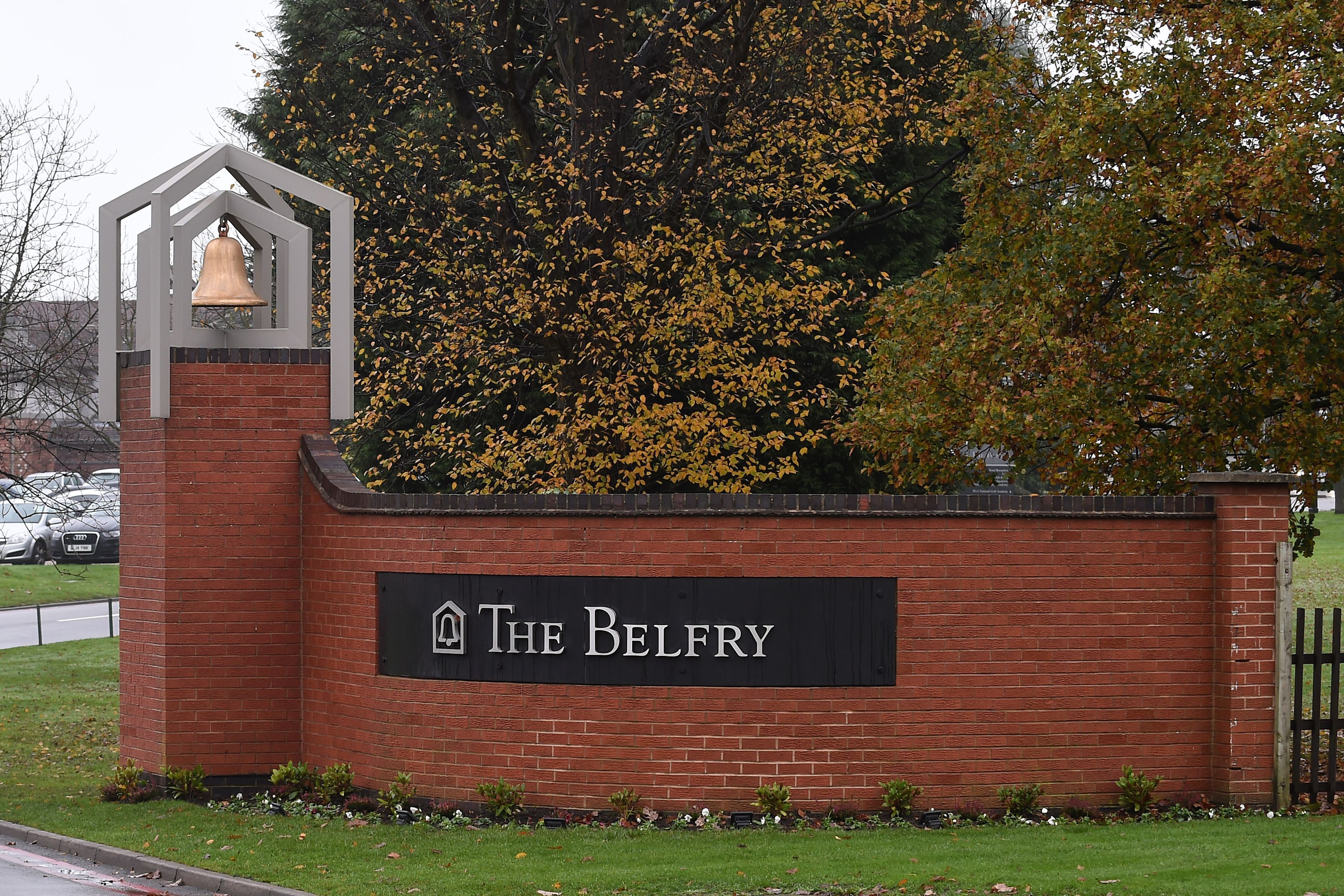 File photo dated 26/11/14 of of the entrance to The Belfry Resort in Sutton Coldfield, Birmingham where the Magical Journey Christmas attraction is based, as Laurence Llewelyn Bowen expressed his shock at the closure of the Christmas experience he designed after a major financial backer pulled out with nine opening days left. PRESS ASSOCIATION Photo. Issue date: Tuesday December 16, 2014. The celebrity interior designer told the Press Association he was