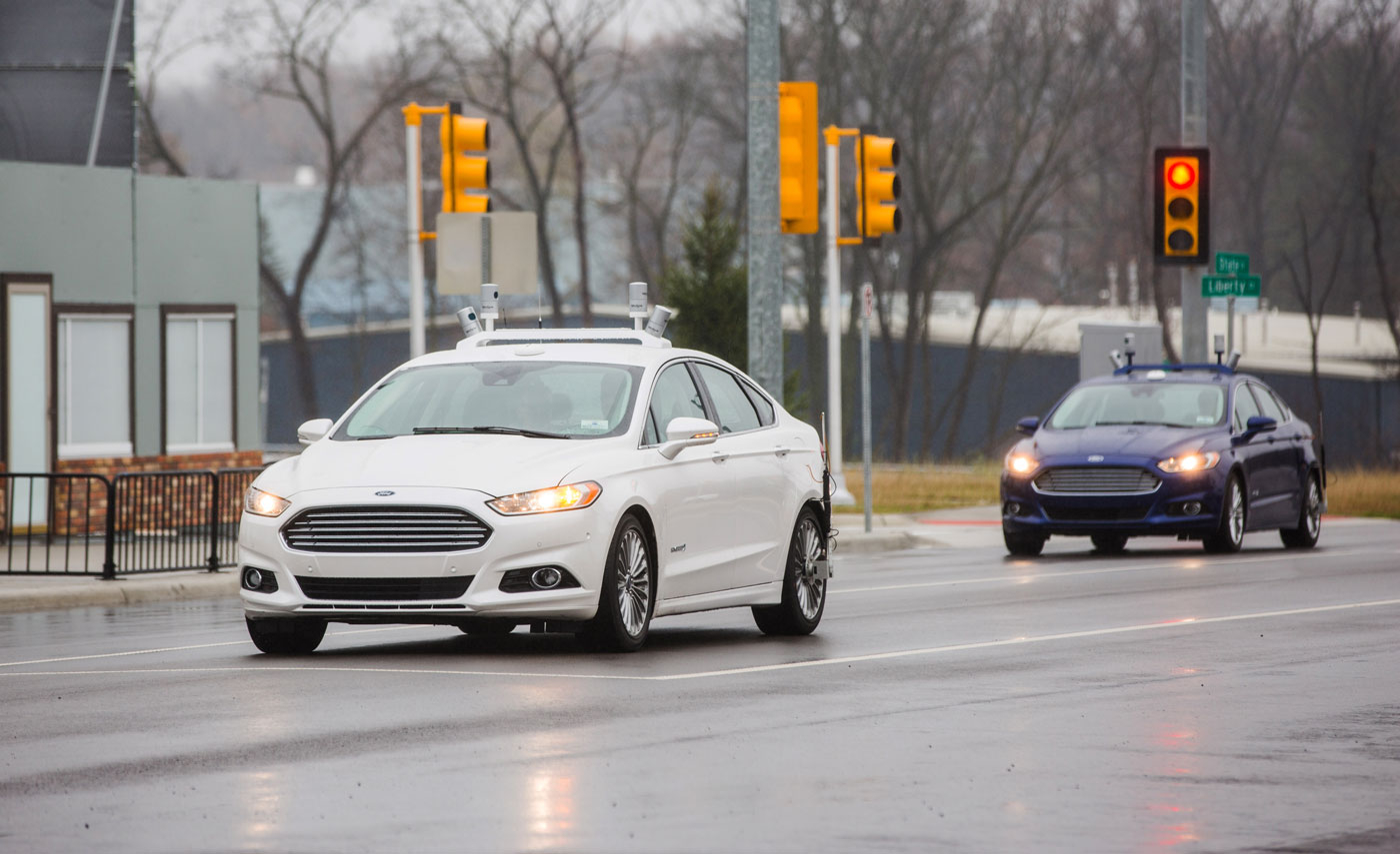 UK takes first steps toward laws for autonomous cars