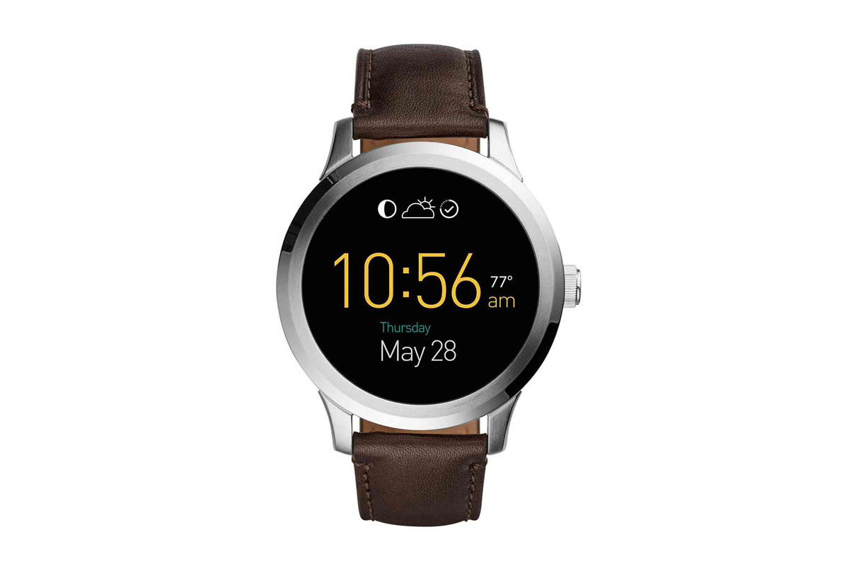 nouveau produit fc2c2 942e6 Fossil launches its Android Wear watch and a slew of ...