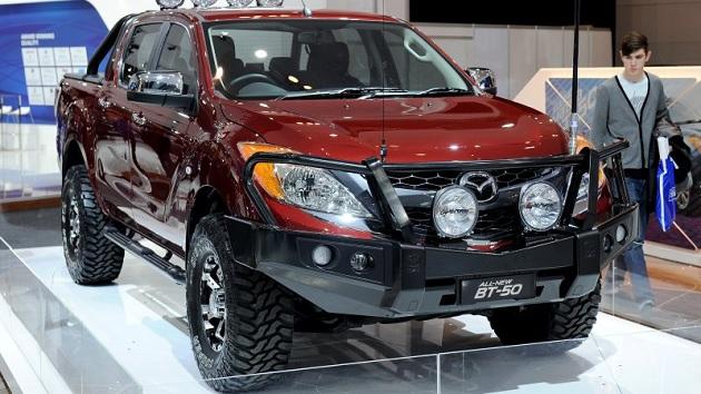 マツダといすゞ、次世代ピックアップ・トラックのOEM供給に合意
