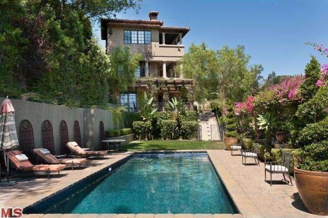 mischa barton's pool