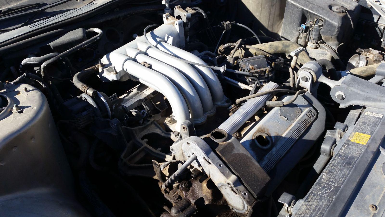Junkyard Gem: 1991 Cadillac Allanté - Autoblog