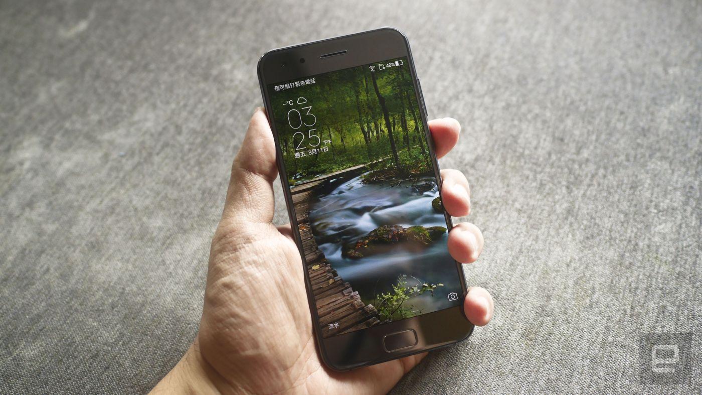 ASUS ZenFone 4 Pro 開箱動手玩