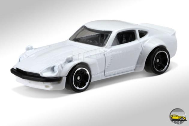俳優サン・カンの「ダットサン 240Z」が、ホットウィールからミニカーになって発売!