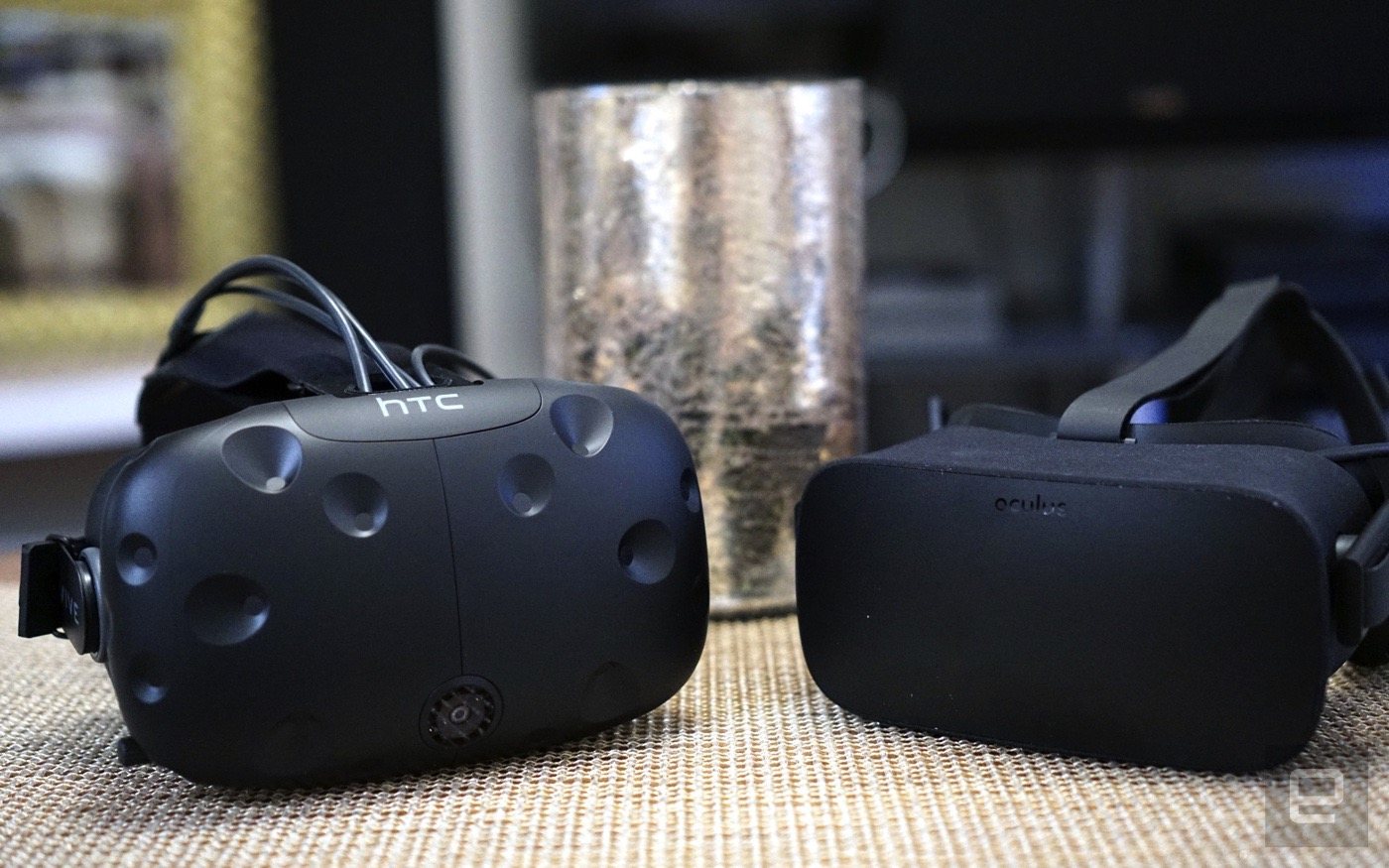 Oculus Rift vs. HTC Vive: What we've learned after the