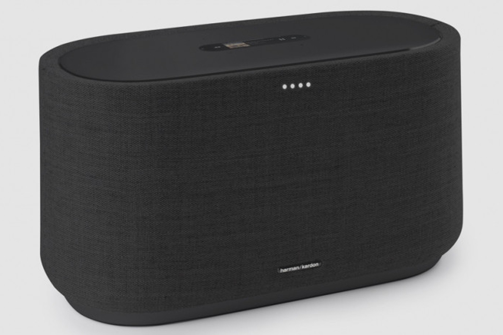 harman kardon s google assistant speaker packs 200w of. Black Bedroom Furniture Sets. Home Design Ideas