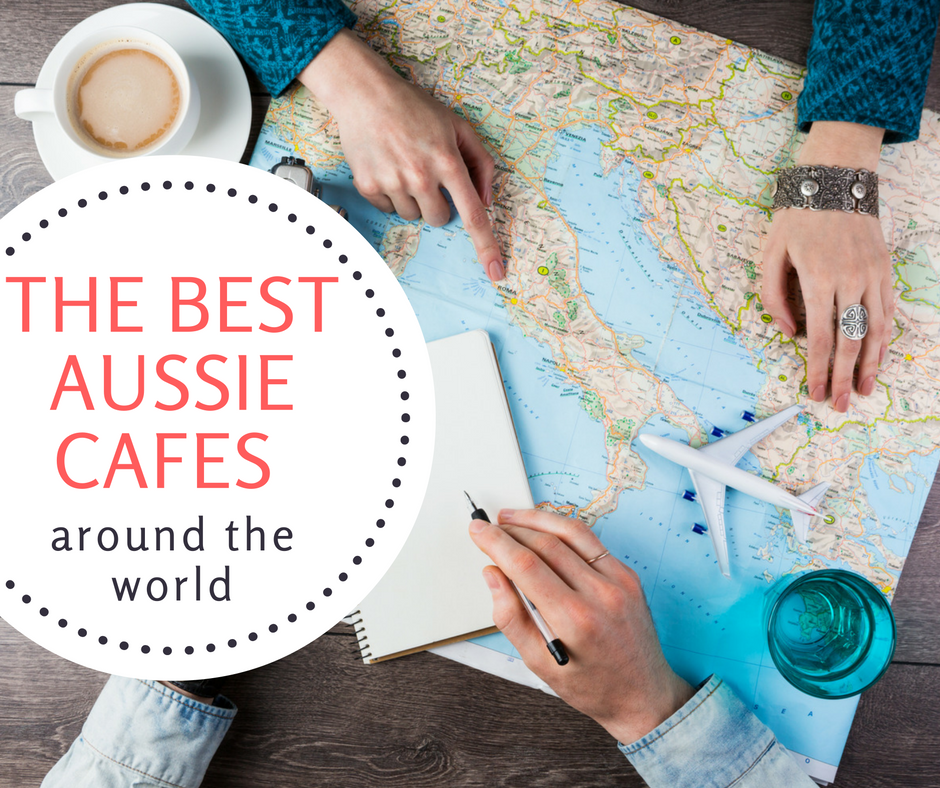 Travelling? Here's Where You Can Get Your Aussie Food Fix Around The