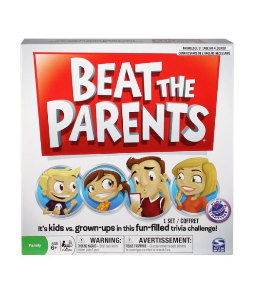 beat the parents game amazon