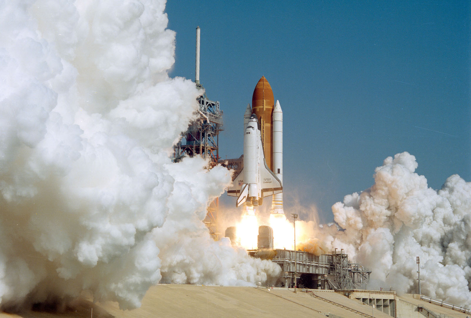 "the reactions to the devastating space shuttle challenger explosion Start by marking ""challenger: an american tragedy: the the space shuttle challenger a quick read of the aftermath of the challenger explosion."
