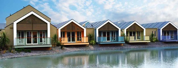 Butlin's unveils new retro chalets after £16m makeover