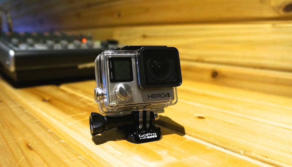 GoPro Hero4 Black 動手玩:更趨專業的選擇