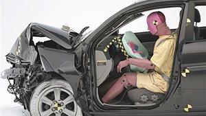 Hyundai Accent crash test