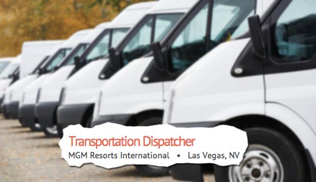 Job Descriptions Decoded: Transportation Dispatcher