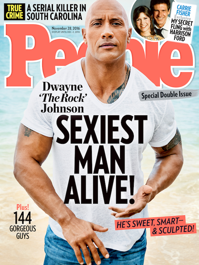 Sexiest Man Alive