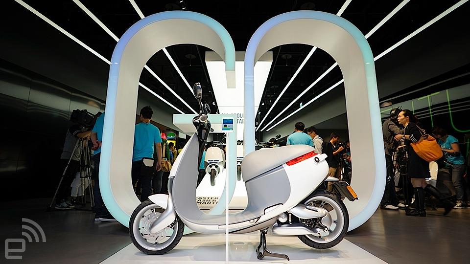 深入探究 Gogoro Smartscooter 智慧双轮电动车