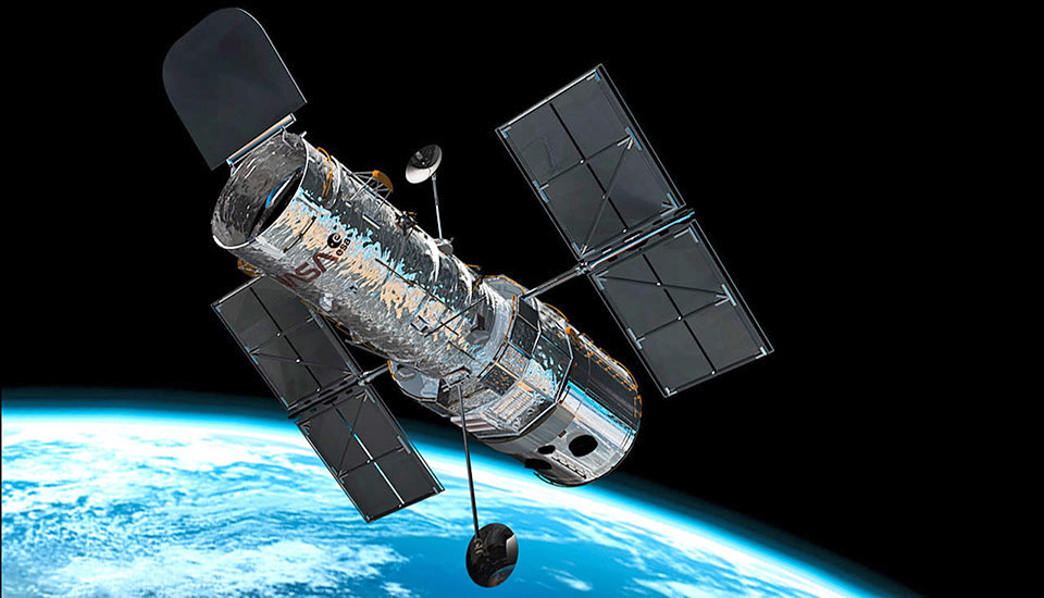 Future of Hubble Space Telescope.
