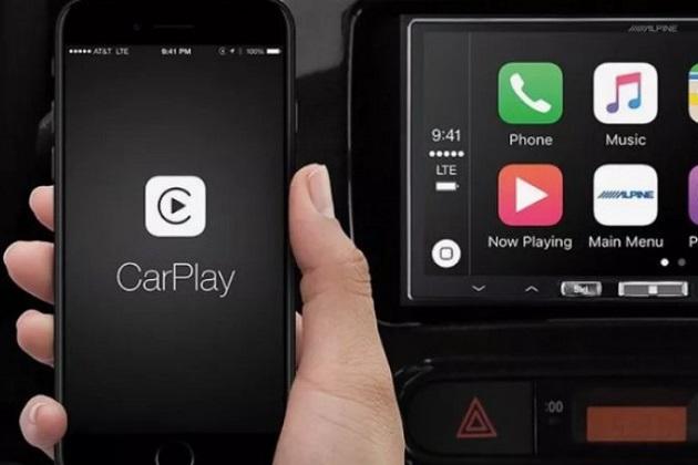 アルパイン社のCarPlay対応レシーバーが販売開始!