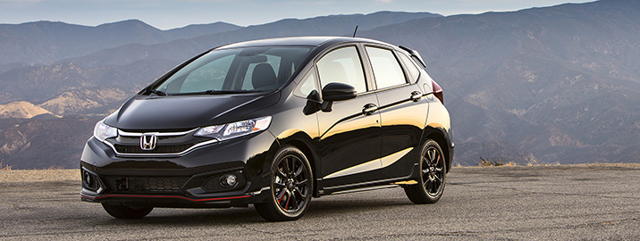 Honda Fit First Drive More Of Everything Even More Mojo - 2018 honda fit ex invoice price