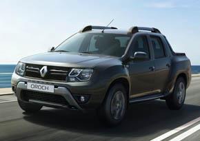 Renault Duser Oroch