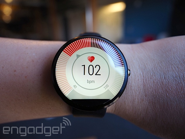 Moto 360 Review It S The Best Android Wear Watch But