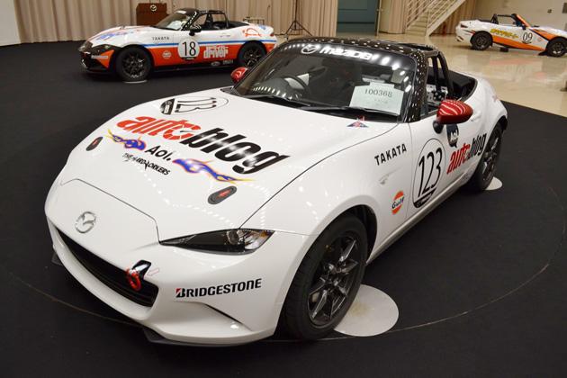 「メディア対抗ロードスター4時間耐久レース」に参戦するAutoblog号の姿が明らかに! 観戦チケットもプレゼント