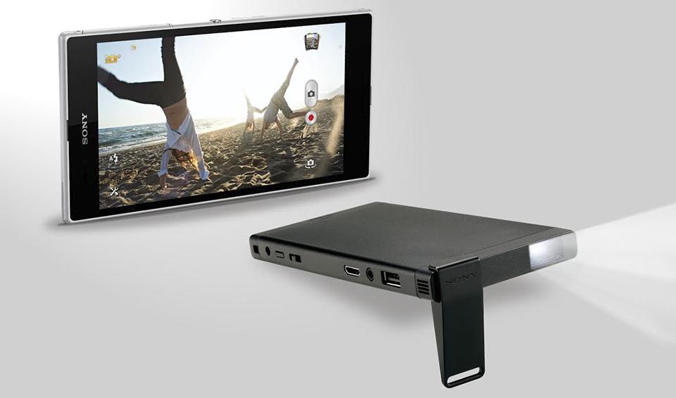 小小盒子就可投影大畫面的 Sony MP-C1 無線投影機在台開始預購