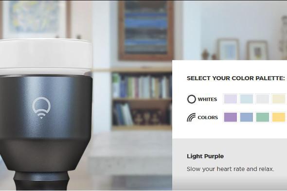 The LIFXlight bulb