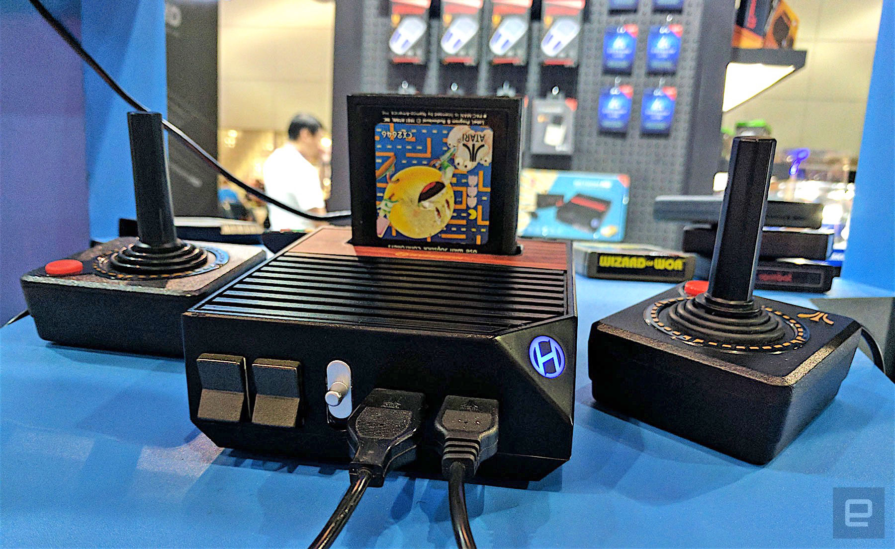 Atari 2600 fans get the revival console they deserve - Original atari game console ...