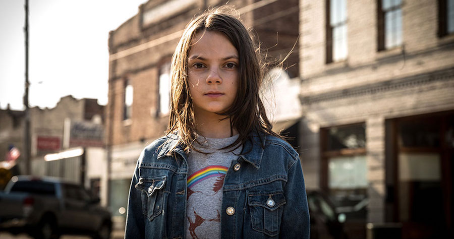 'Logan's Dafne Keen Finds Her Next Project With 'His Dark Materials'