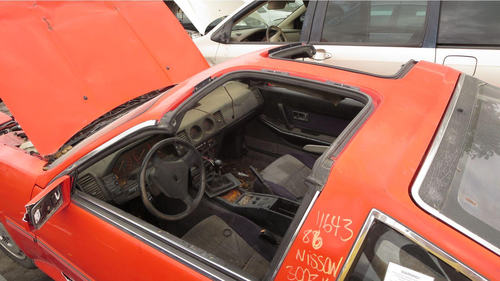 Junkyard Gem, Datsun by Nissan edition: 1988 Nissan 300ZX - Autoblog