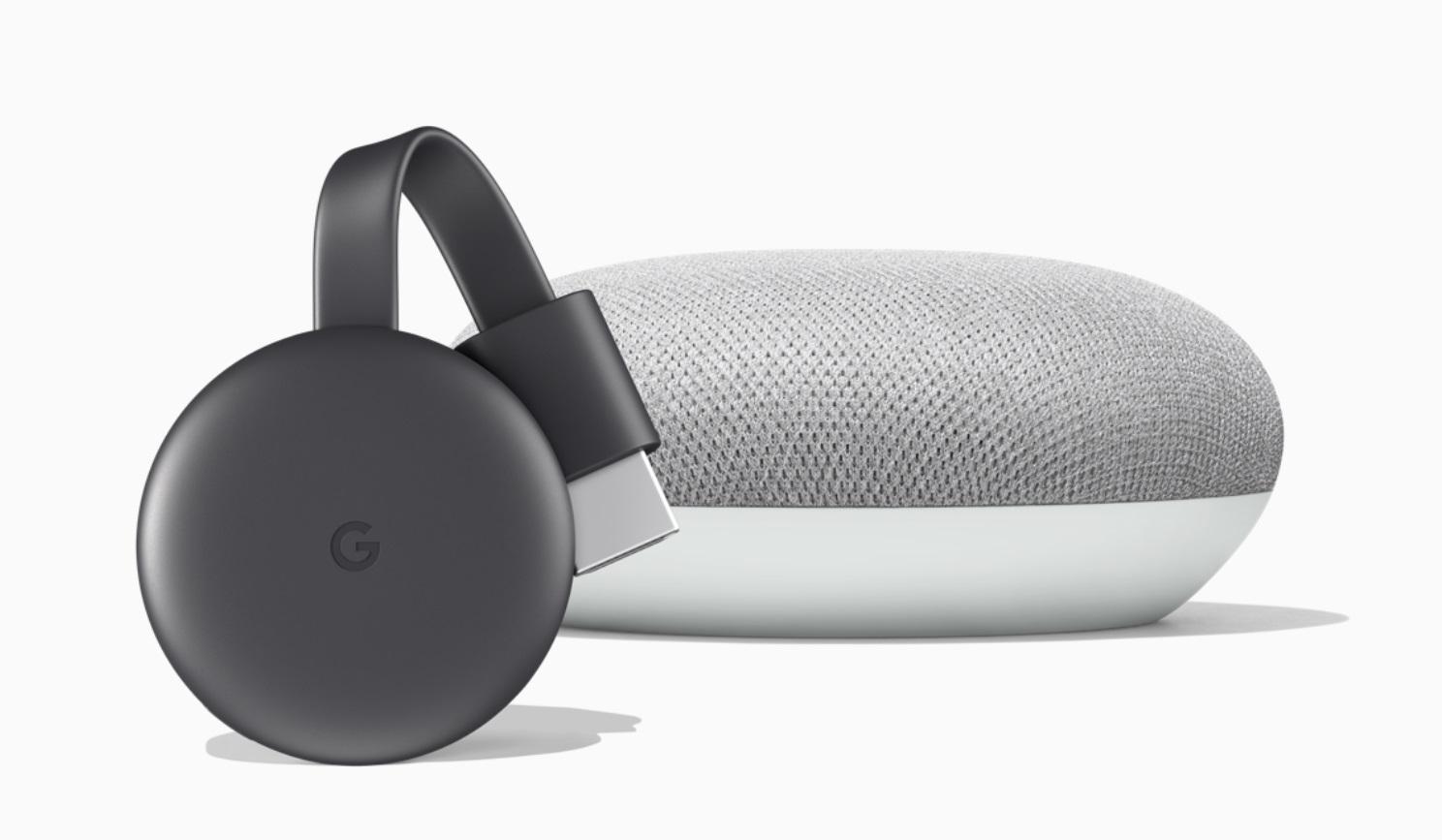 google s chromecast gets a new look
