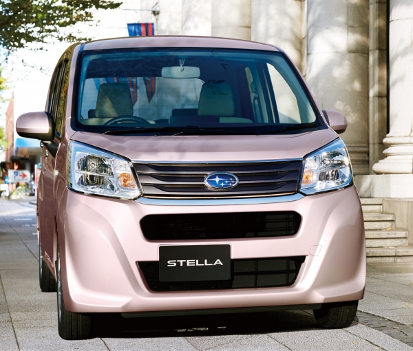 SUBARU NEW STELLA2014