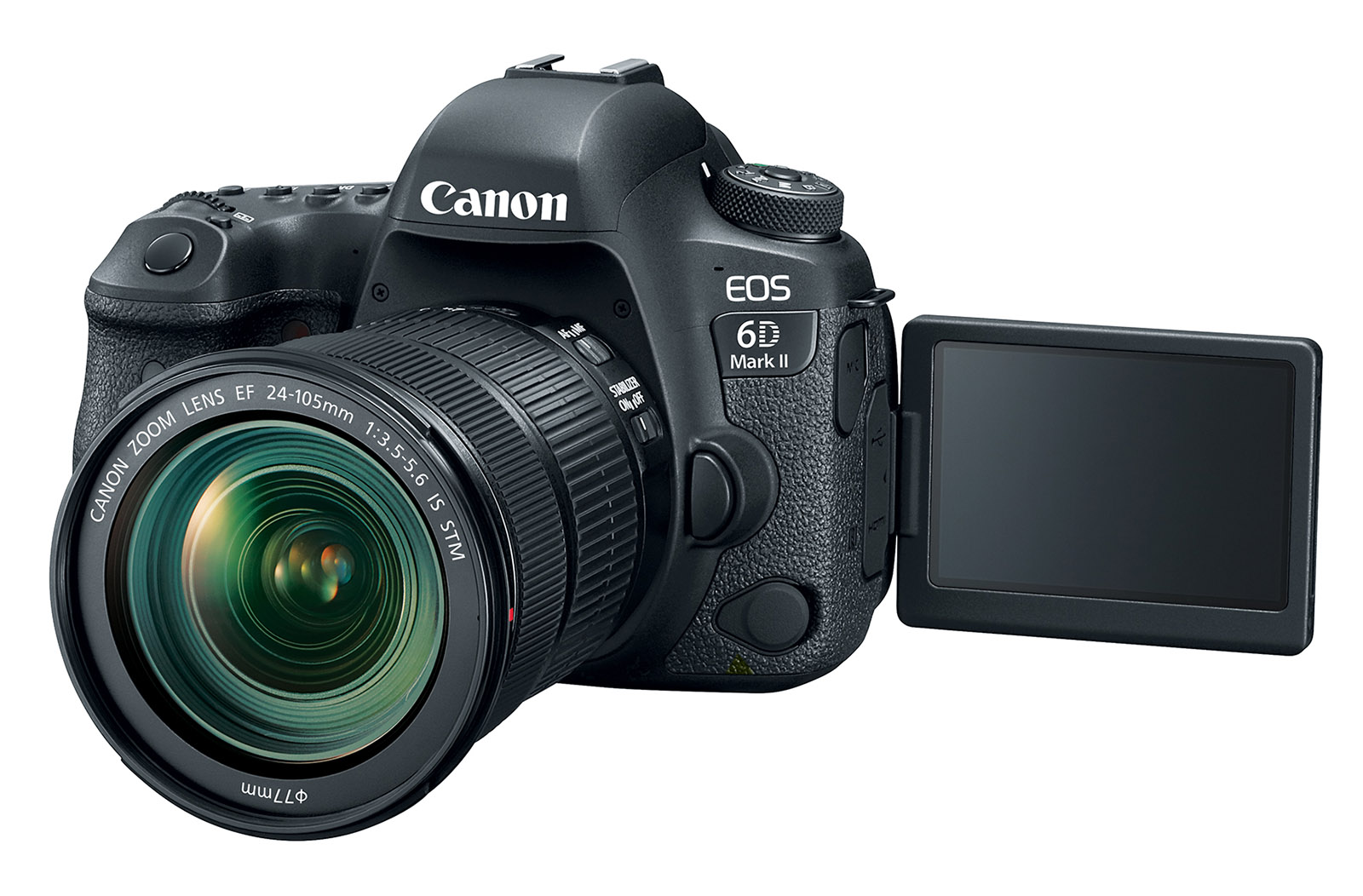 Canon\'s full-frame 6D Mark II is a solid upgrade with a catch